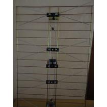 Antena Parrilla Para Tv Digital Tda Hd