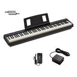 Piano Digital Roland Fp10 88 Teclas Peso Martillo Sensitivo