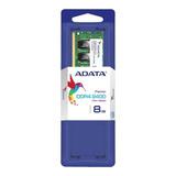 Memoria Ram 8 Gb 1x8gb Adata Ad4s240038g17-s