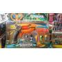 Articulo 0119 Bajoterra Pistola Lanza Dardos+5 Babosas Nuevo
