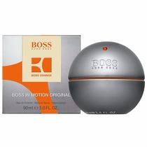 Perfume Hugo Boss In Motion 90ml El Mejor Precio !!!