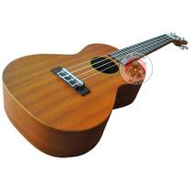 Ukelele Concierto Ohana Ck10 Caoba Aquila Strings Envios