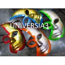 6 Antifaz Careta Mascara Veneciana Cotillon Fiesta Carioca