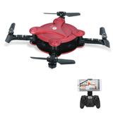 Drone Plegable Fq777 Fq17w Despega Aterriza Solo