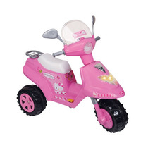 Scooter Para Nenas A Batería Biemme (kitty)