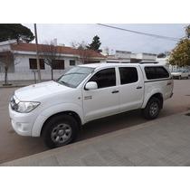 Toyota Hilux 3.0 Tdi Sr 4x2 - Flamante!!!!