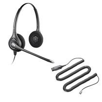 Auricular Headset Plantronics Hw261 Con Cable Qd!!