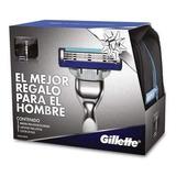 Gillette Mach3 Turbo Pack De Regalo Necessaire Estuche