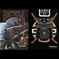 Cartas Bicycle Feudal Samurai