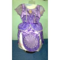 Disfraz Nena Princesa Sofia Real Envios A Todo El Pais