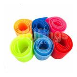 Precinto Sujeta Cables Abrojo Velcro Colores 5 Packs