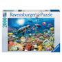 Rompecabezas Ravensburger 2000 Piezas Mundo Marino 44282