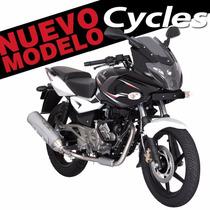 Moto Rouser 220 Okm 2015 Financia Solo Con Dni Cycles