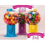 Dispenser Grande De Golosina Para Candy Bar Sin Golosina