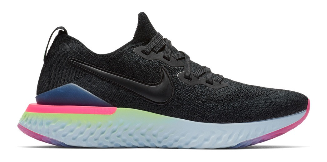 Zapatillas Mujer Nike Epic React Flyknit 2- 6444 - Moov
