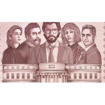 La Casa De Papel - Temporada  2 - Dvd