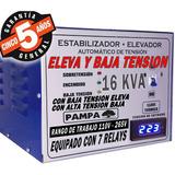 Elevador Automático De Tensión 16 Kva 110 - 265 Eleva Y Baja