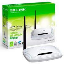Router Wifi Tp Link Wireless Con Antena Maximo Alcance Moron