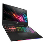 Notebook Asus Strix Hero 2 I7 8va 8gb Ssd256 Gtx1060 144hz