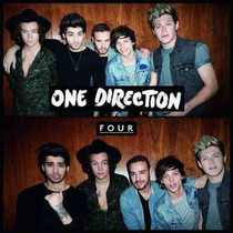 One Direction - Four - Cd - Nuevo - Sellado