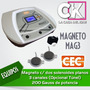 Mag3 Magneto Marca Cec 200 Gauss Fisioterapia