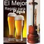 Chopera De Mesa Original Regalo Dia Del Padre Cerveza Chopp