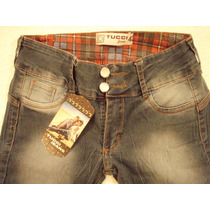 Jeans Tucci P/dama - Elastizados Y Chupín - Modelos Divinos!