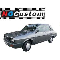 Faldon Renault 12 - Zocalo Por Juego