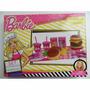 Barbie Quiero Ser Set De Comiditas Hamburguesas Abrojo