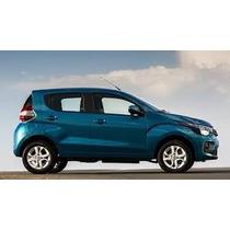 Nuevo Fiat Mobi Okm Entrega Con 30% $65.000 Colores Varios