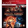 Mortal Kombat Ps3 Físico Original Y Sellado -mipc Computació