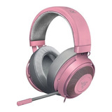 Auriculares Razer Kraken Pro V2 Quartz Pink