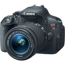 Canon Eos Rebel T5i 700d 18-55mm + 16gb Clase 10 Factura A B