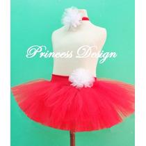 Disfraz Princesa Tutu Bailarina Hada Con Vincha