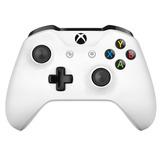 Joystick Microsoft Para Xbox One Wireless Blanco Edition