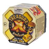 Treasure X Descubre El Tesoro + Figura + Tesoro + Mapa