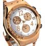 Reloj Swatch Ycg406g Dreamwhite Rosse Swarovski Wr30mts