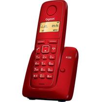 Telefono Inalámbrico Gigaset A120 Rojo
