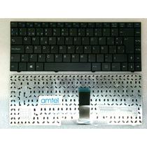 Teclado Notebook Bangho B240xhu Parte N° 6-80-w84t0-162