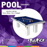 Alquiler De Mesa De Pool Metegol Ping Pong Tejo Minigolf