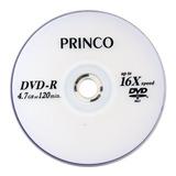 Dvd-r Virgen Princo 16x Estampado- 100 Unidades