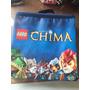 Valija Lego Chima Con Escenario Juego Ideal Para Trasportar