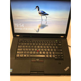 Notebook Lenovo Thinkpad T530 I5  4gb De Ram 300gb 15,6 Pulg