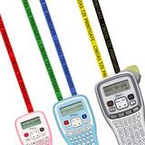 Cintas Tz Az Para Rotuladoras Brother H100 P-touch Colores