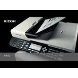 Fotocopiadora Ricoh Multif Oficio X Adf + Toner Extra Kiosco