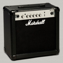 Marshall Mg 15w Amplificador Guitarra C/distorsion - Envio