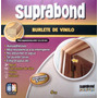 Burlete Vinilo Suprabond 4x10mmx5m Autoadhesivo Bco O Marron
