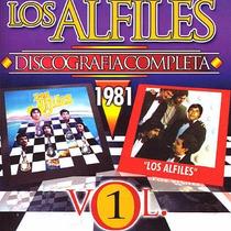 Los Alfiles - Discografia Completa Volumen 1