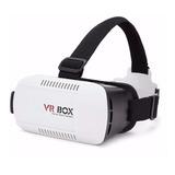 Visor 3d Vr Box 360° Imagenes Reales! Juegos Realistas!