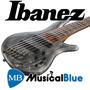 Ibanez Bajo Electrico Sr Workshop 6 Cuerdas Srff806 Bks